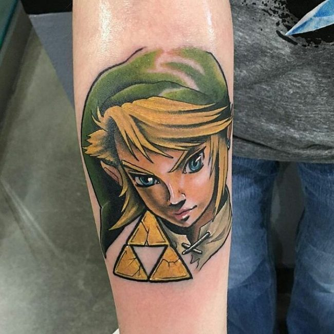 zelda tattoo33