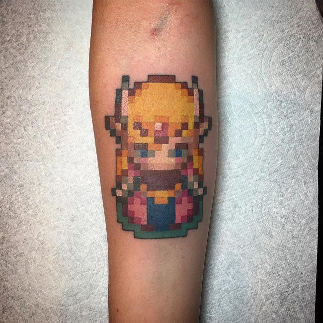 zelda tattoo36