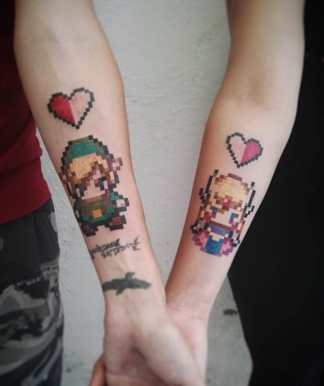 zelda tattoo37