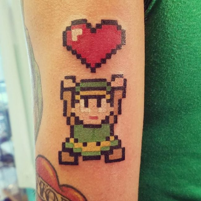 zelda tattoo39