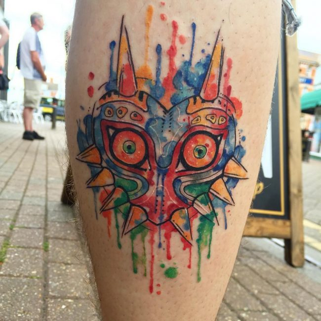 zelda tattoo42