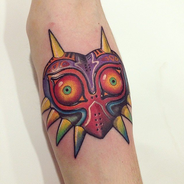 zelda tattoo45