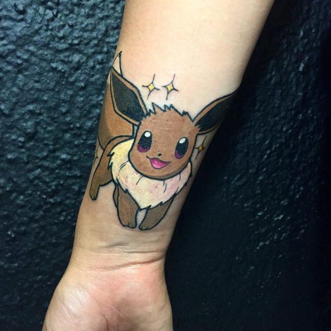 Anime Tattoo_