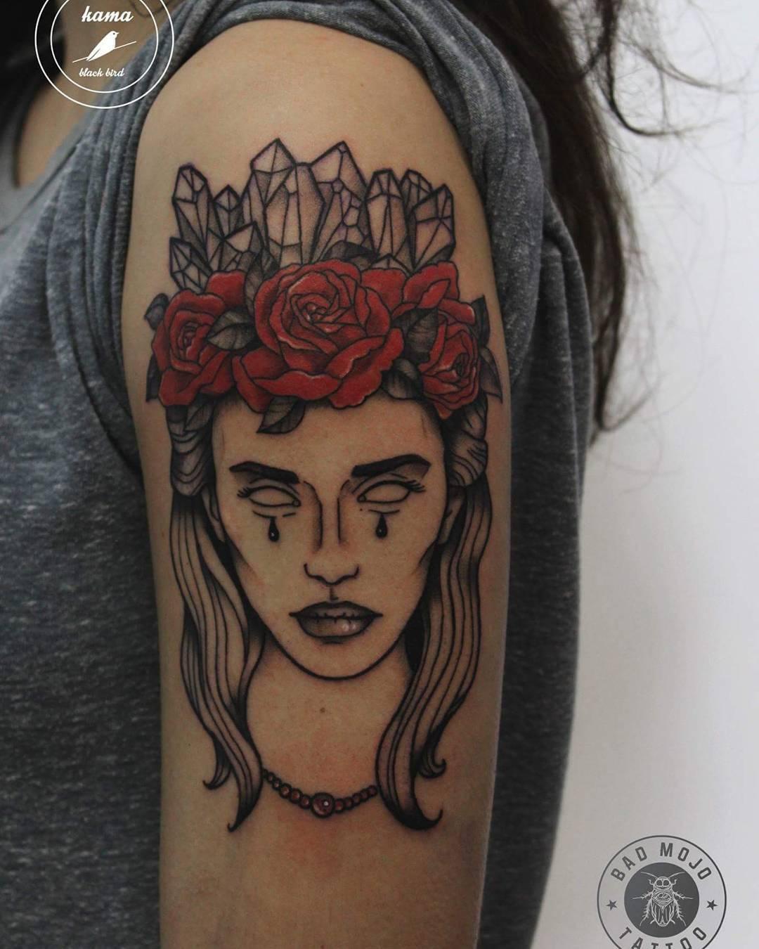 125+ Stunning Arm Tattoos For Women