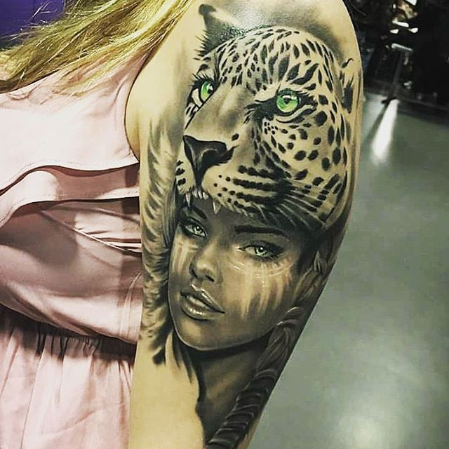 125+ Stunning Arm Tattoos For Women
