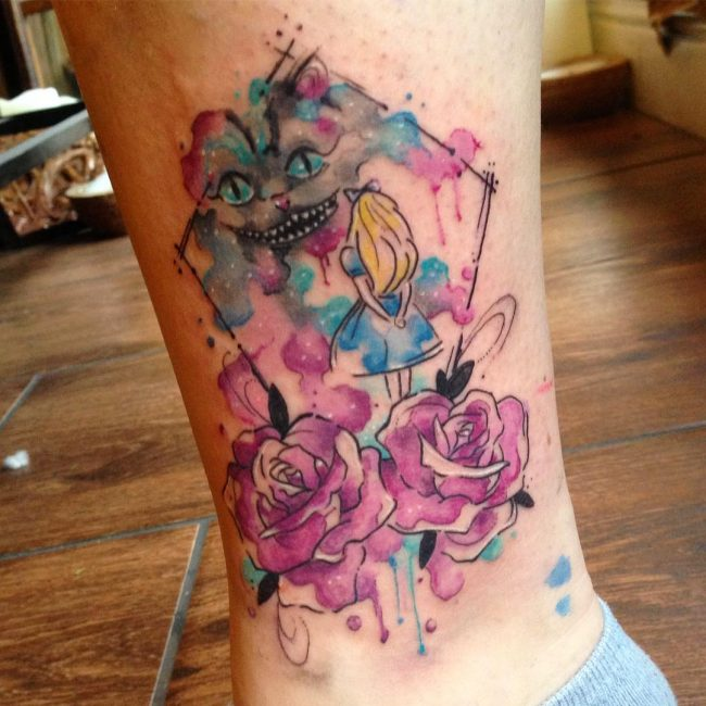 Disney Tattoo_