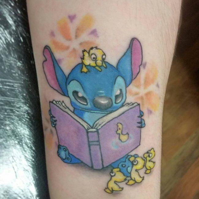 Disney Tattoo_
