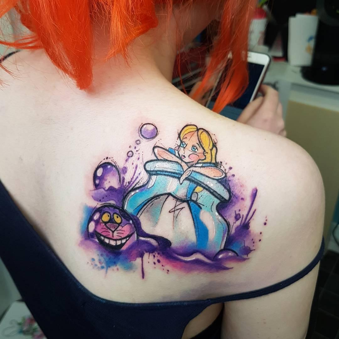 Tattoo Ideas Disney