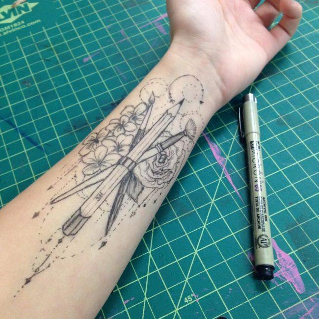 Dr. Woo Tattoo_