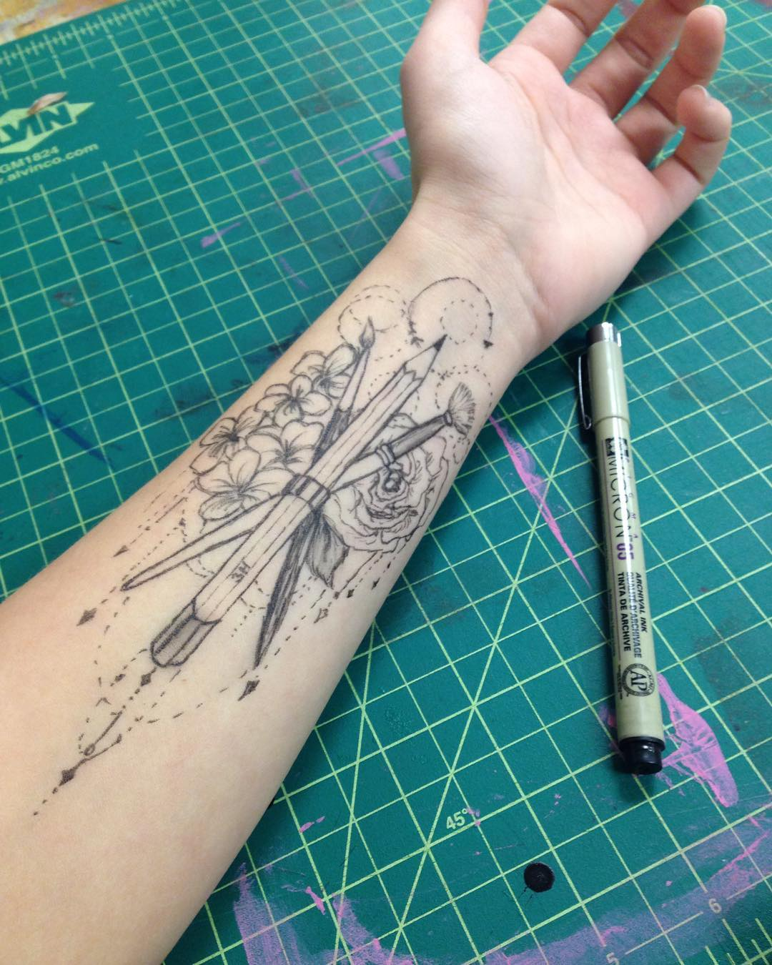 50 Marvelous Dr. Woo Tattoo Designs - Fine Body Art From A