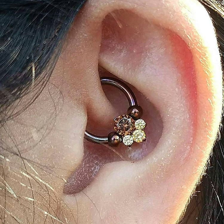60 Trendy Types of Ear Piercings and Combinations - Choose ...