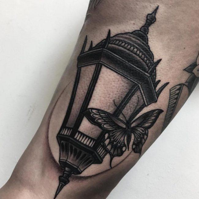 Hipster Tattoo_