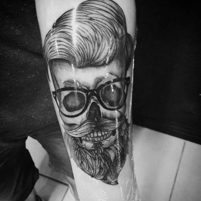Hipster Tattoo_