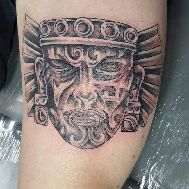 Mayan Tattoo_