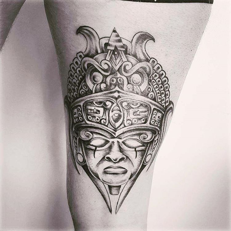 Mayan Tattoo Designs And Meanings