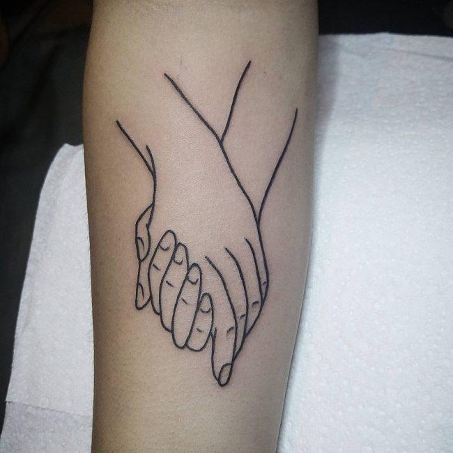 Minimalist Tattoo_