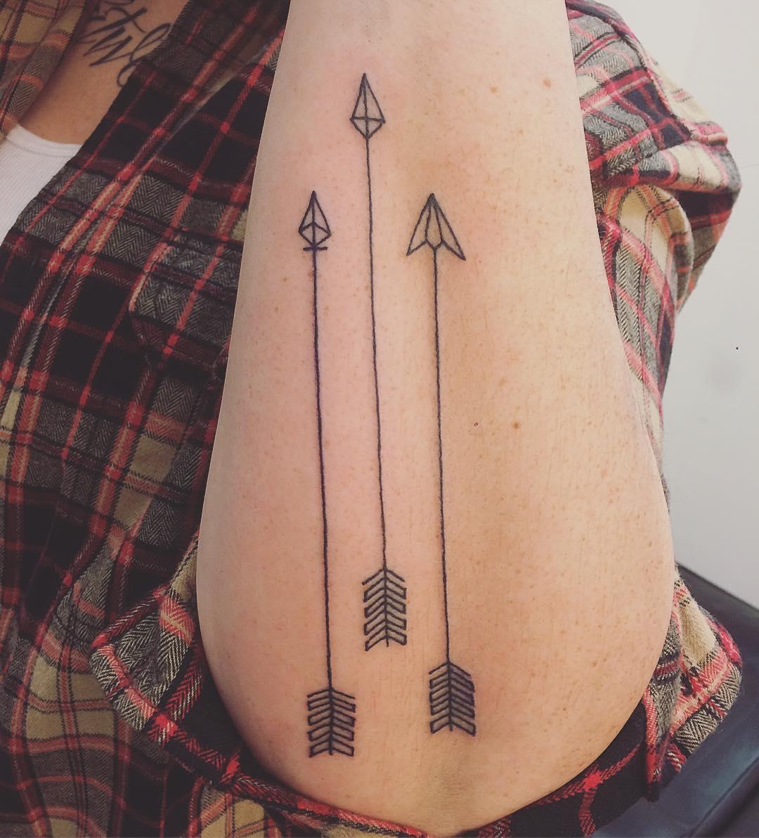 125+ Inspiring Minimalist Tattoo Designs