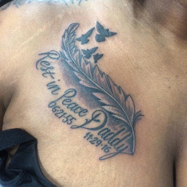 Rest In Peace Tattoo_