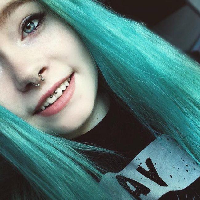 Smiley Piercing_