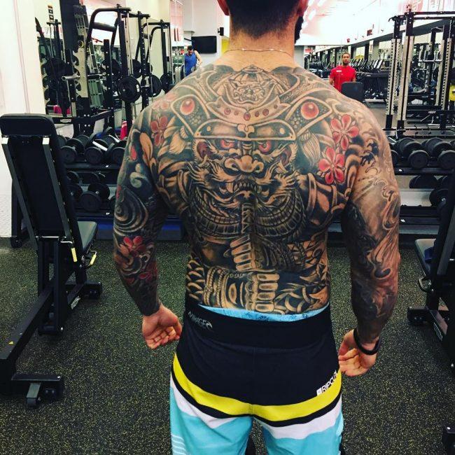 Yakuza Tattoo_