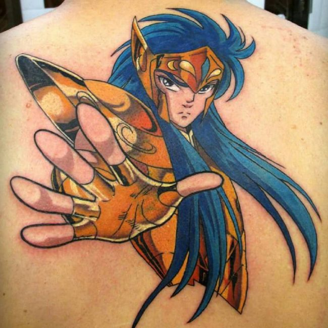 anime tattoos1