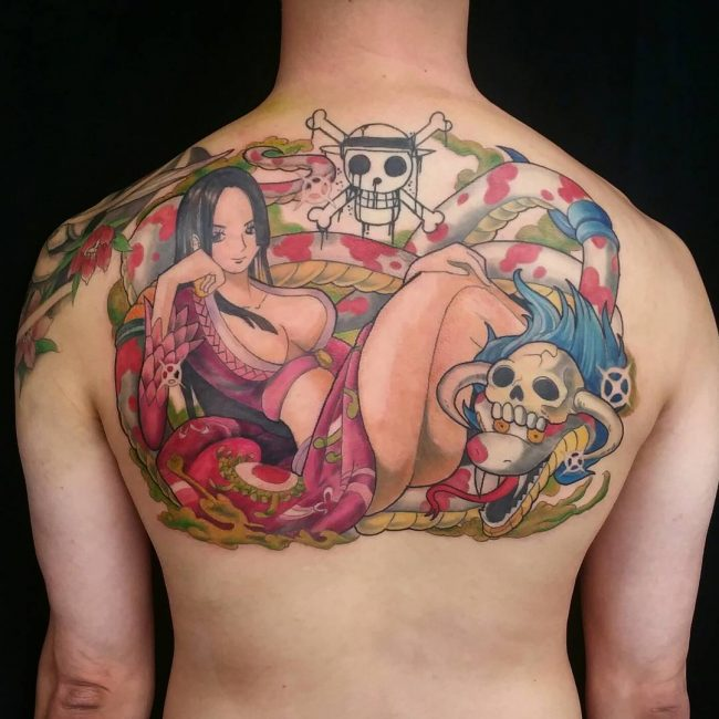 anime tattoos27
