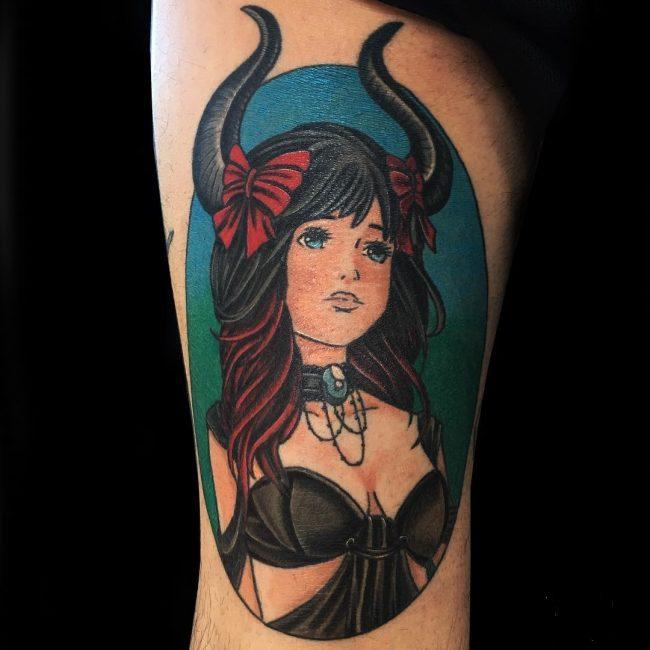 anime tattoos29