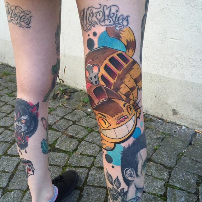 anime tattoos32