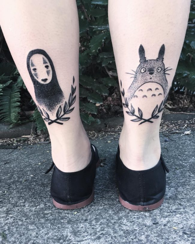 anime tattoos36