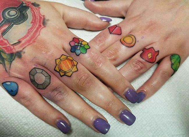 anime tattoos38