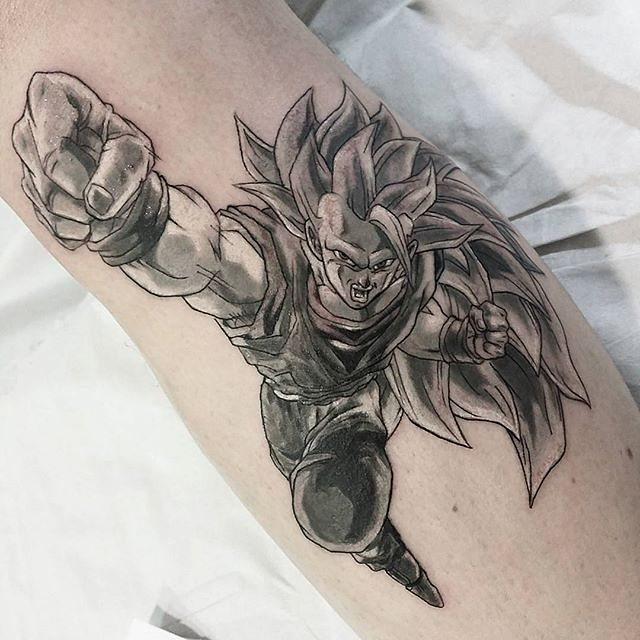anime tattoos39