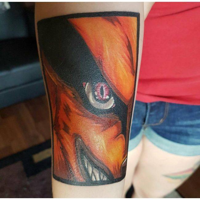 anime tattoos9