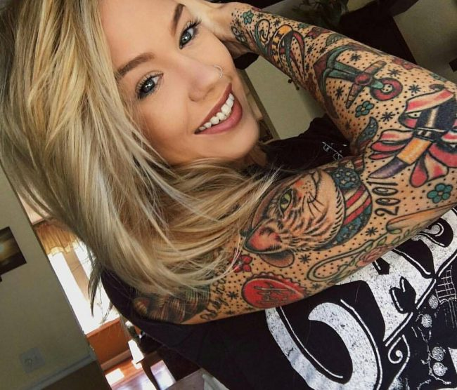 arm-tattoo-for-women34