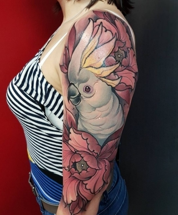arm-tattoo-for-women57