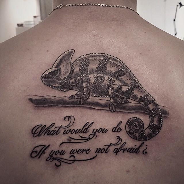 chameleon tattoo32