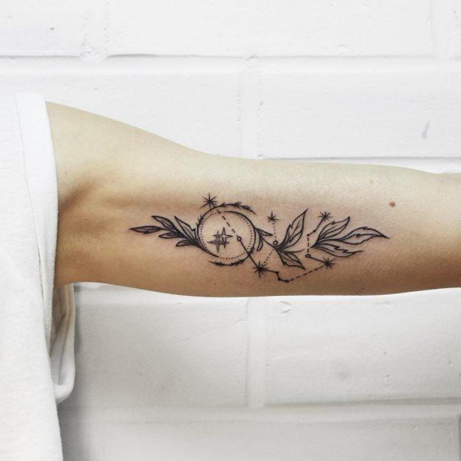 constellation tattoo10