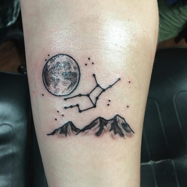 constellation tattoo12