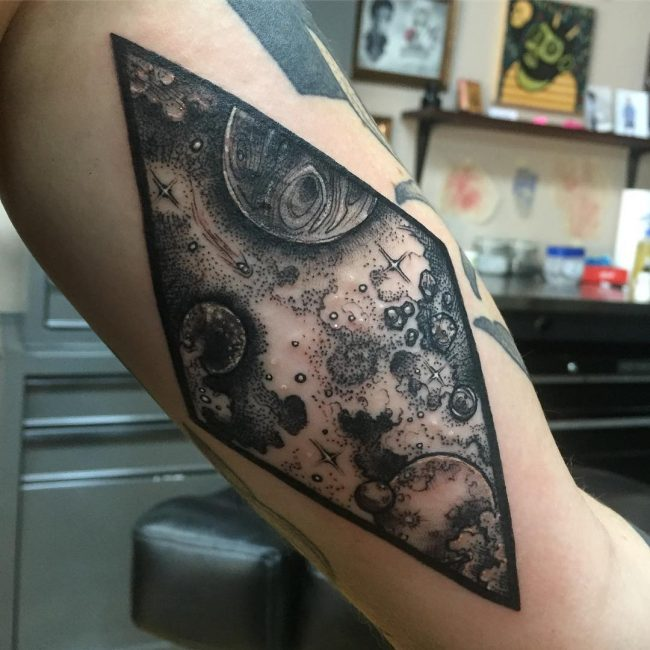 constellation tattoo25