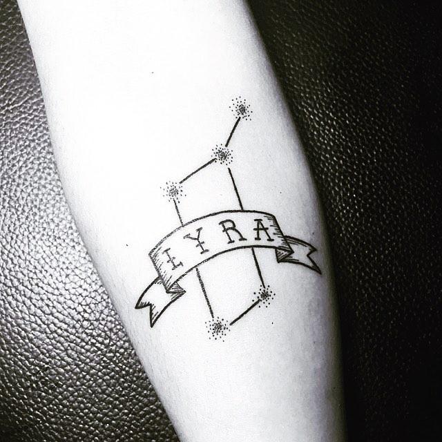 constellation tattoo29