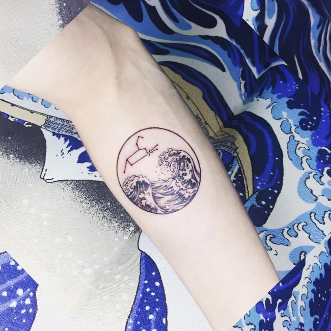 constellation tattoo32