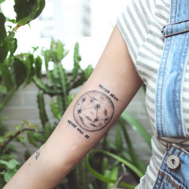 constellation tattoo33