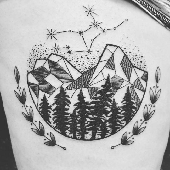 constellation tattoo34