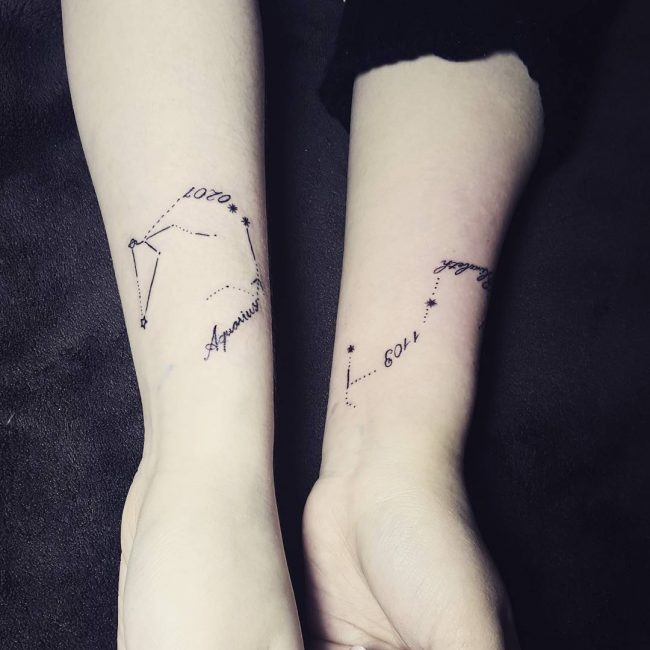 constellation tattoo35