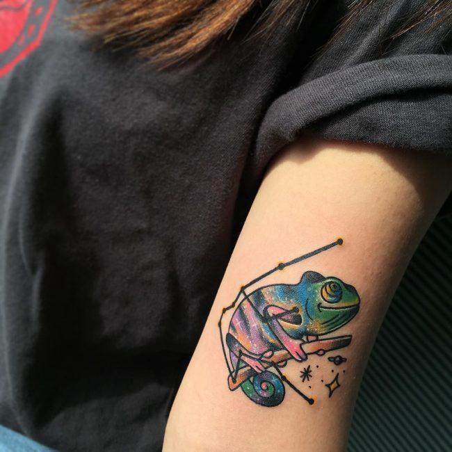 constellation tattoo37