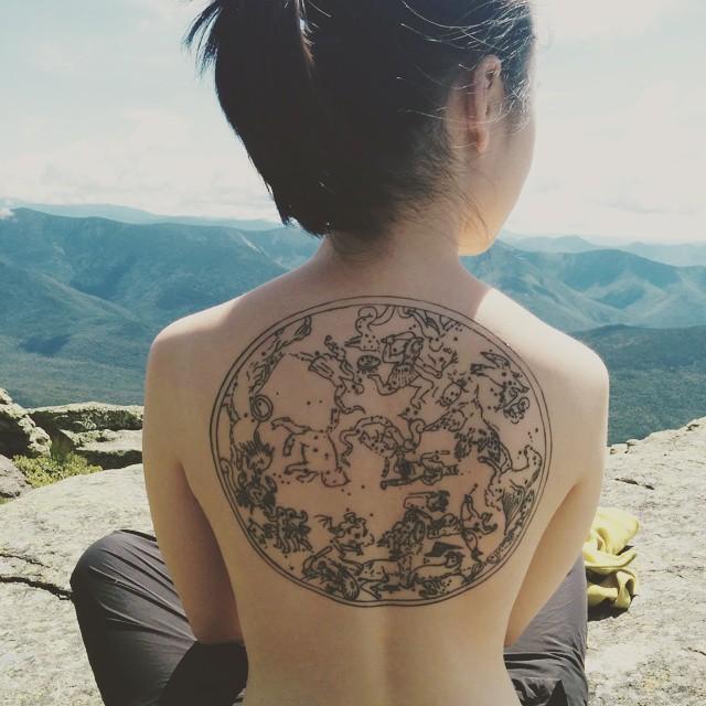 constellation tattoo39