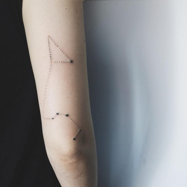 constellation tattoo8