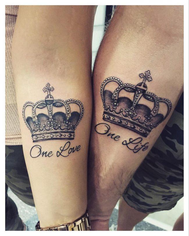 crown tattoo13