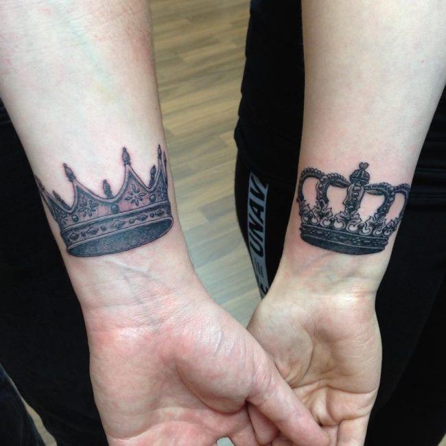crown tattoo14