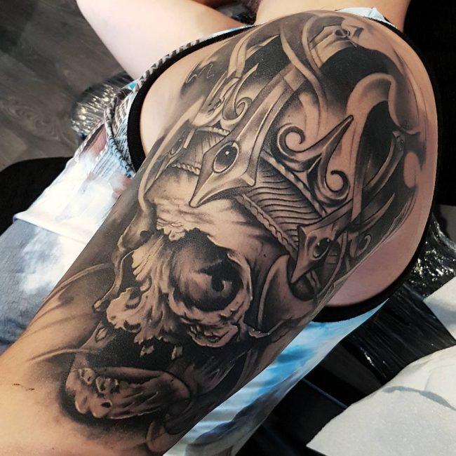 crown tattoo20