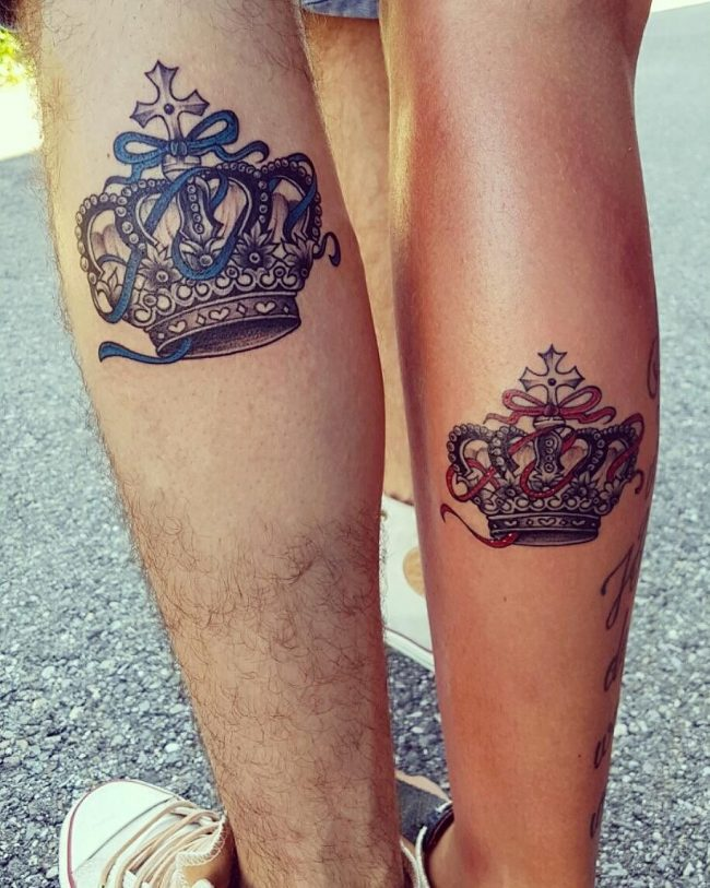 crown tattoo39